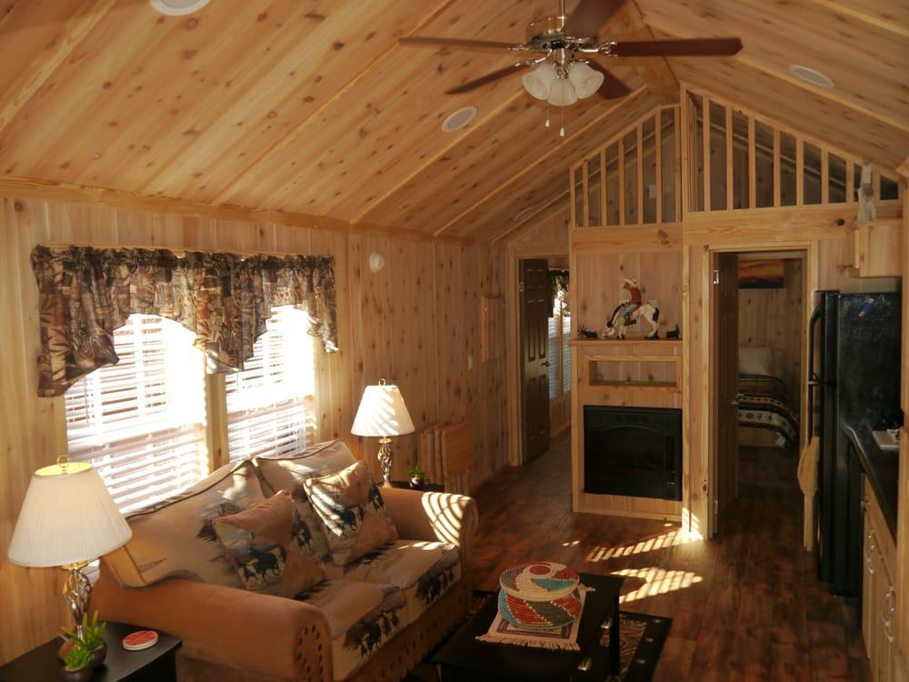 Two Fox Cabins & Rvs: 404 S Oak St, La Veta, CO