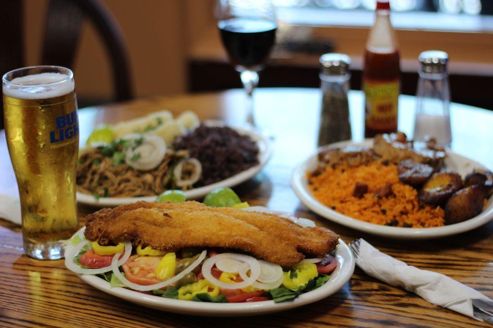 Liborios Latin Cafe: 8210 Causeway Blvd, Tampa, FL