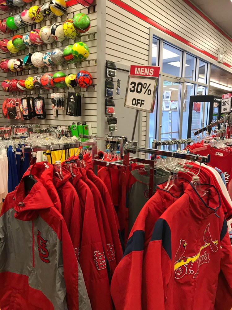 Johnny's Mac's Sporting Goods: 14649 Manchester Rd, Ballwin, MO