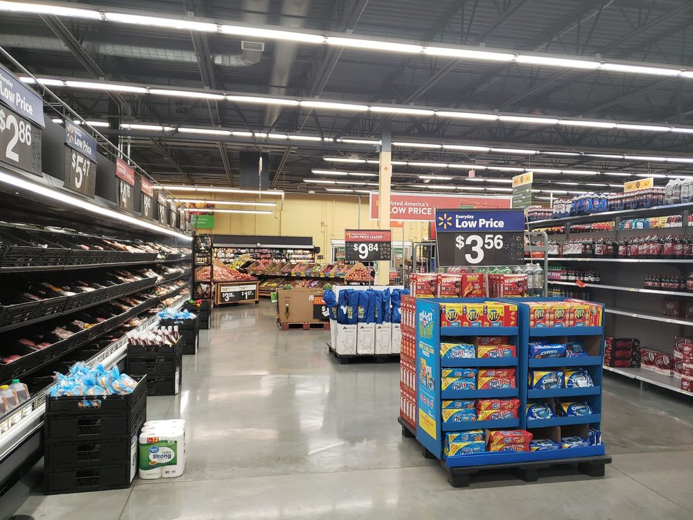 Walmart Neighborhood Market: 3319 Harrisburg Rd, Jonesboro, AR