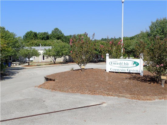 Emerald Isle Community Center: 7500 Emerald Dr, Emerald Isle, NC