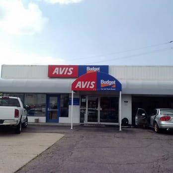 Avis Car Rental Indianapolis Downtown