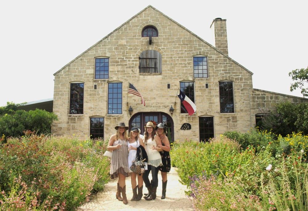 Texas Wine Tours Austin Tx