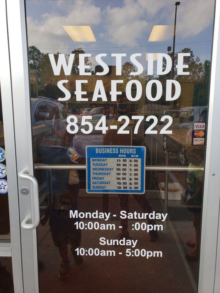 Westside Seafood: 7945 103rd St, Jacksonville, FL