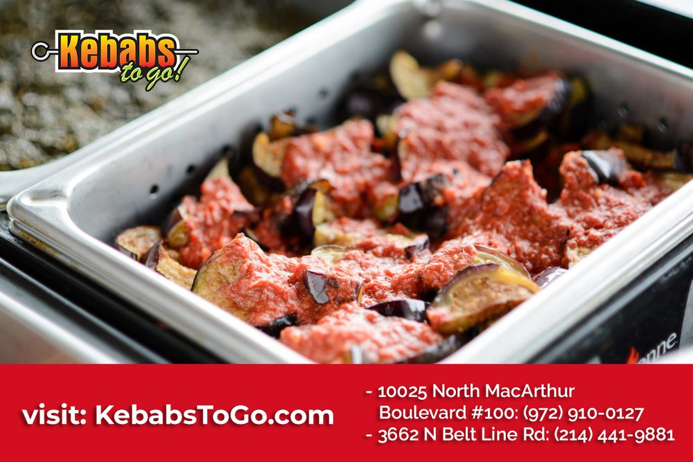 Food from Kebabs To Go!