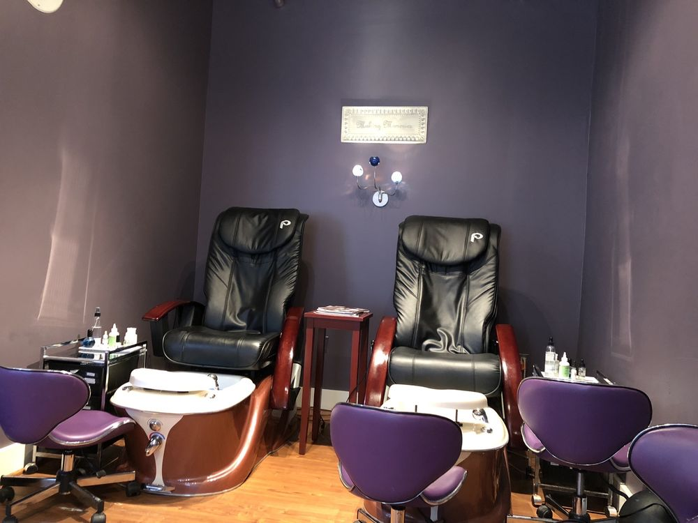The Spa at West End: 714 S Main St, Greenville, SC