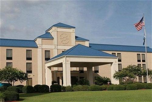 Photo Of Holiday Inn Express Hotel Madison Fl United States