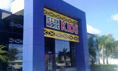 Rooms To Go Kids Furniture Store Jensen Beach Furniture Stores