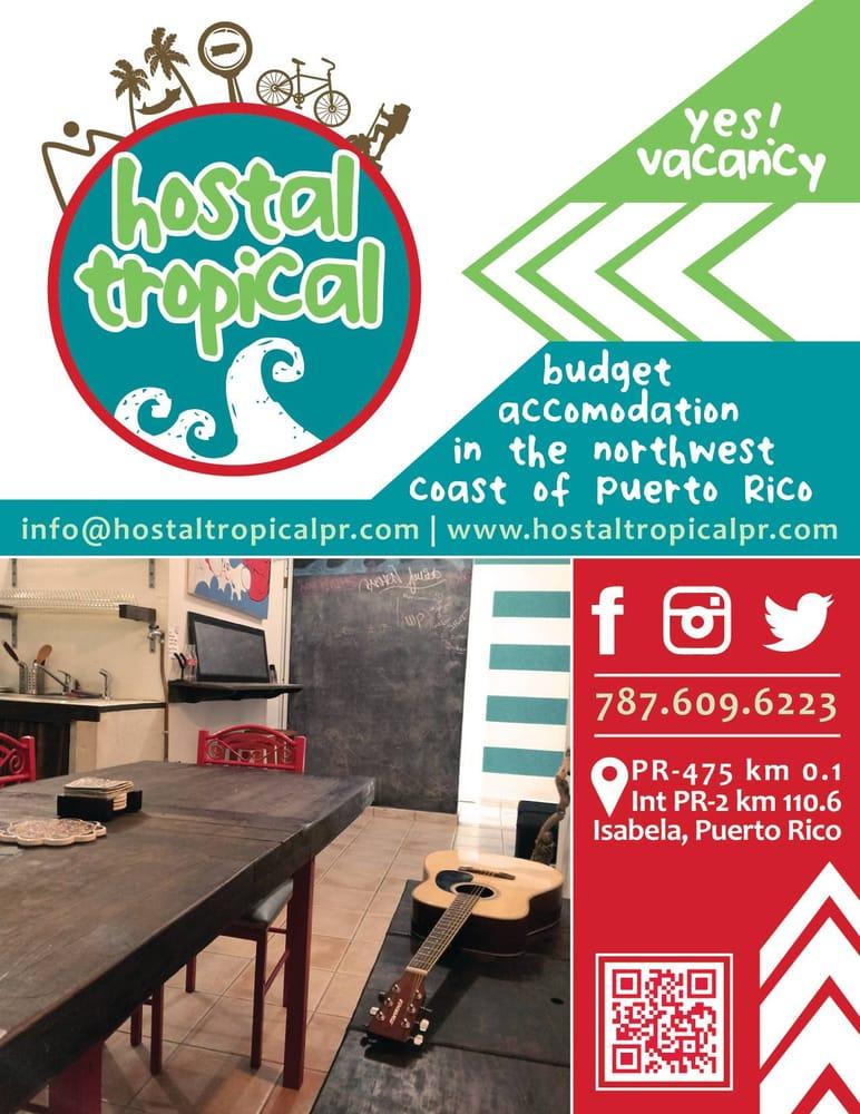 Hostal Tropical: PR 475 km 0.1, Isabela, PR