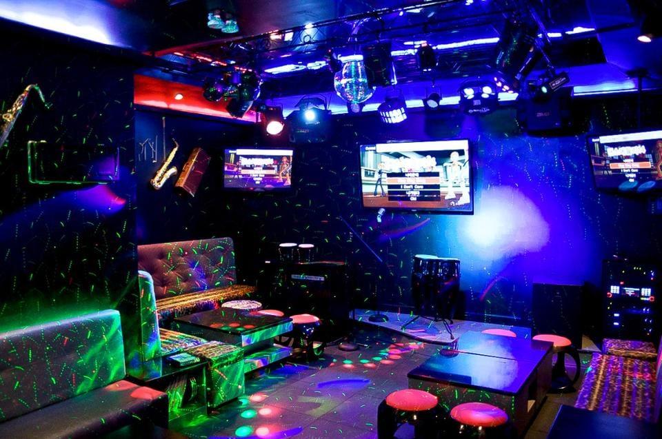 Karaoke Baltimore Private Room