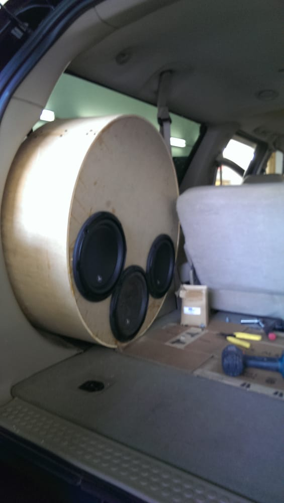 Ford Excursion Subwoofer Enclosure Yelp
