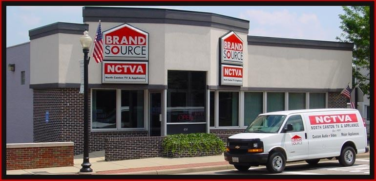 North Canton TV & Appliance: 414 S Main St, North Canton, OH