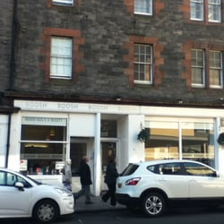 Photo Of Boosh Hairdressers Edinburgh United Kingdom Right And
