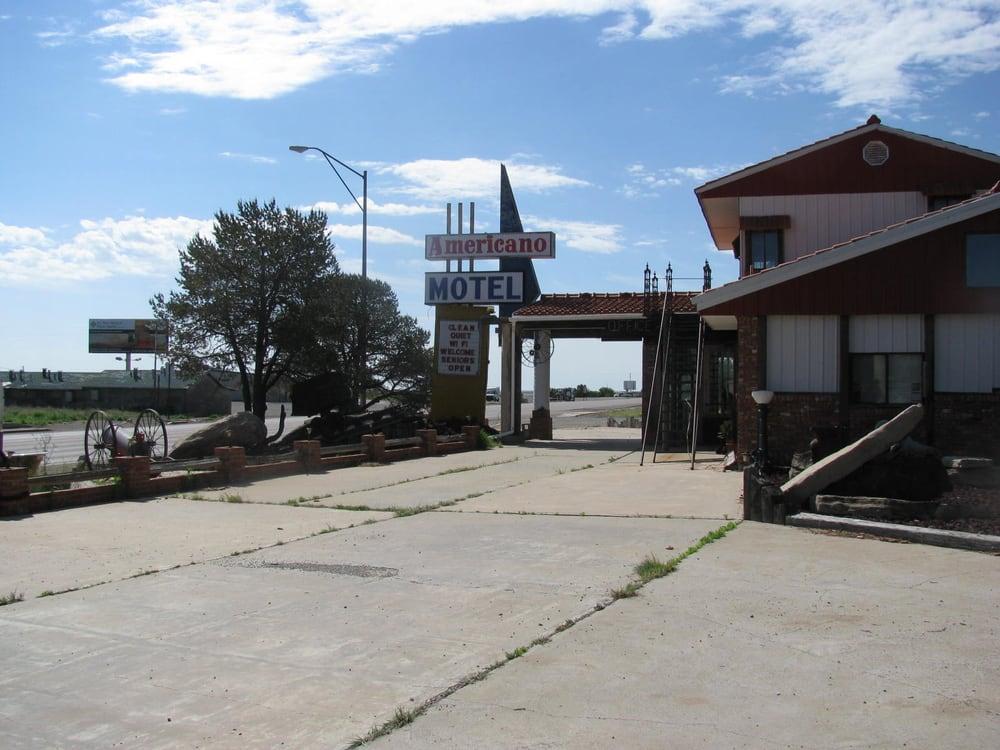 Americano Motel: 1226 E 8th St, Vaughn, NM