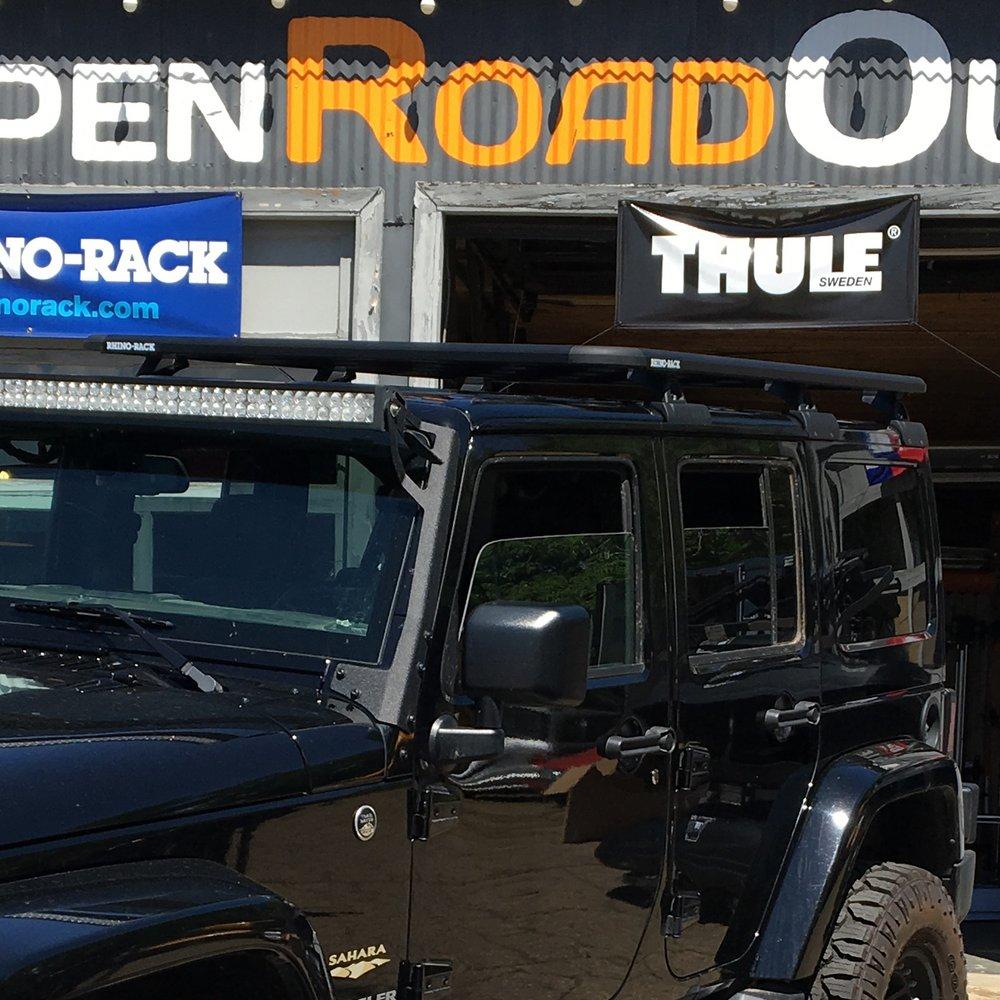 Open Road Outfitter: 80 S Cherokee St, Denver, CO