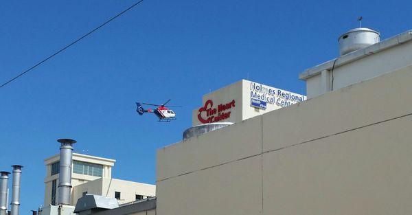 Holmes Regional Medical Center 1350 Hickory St Melbourne Fl