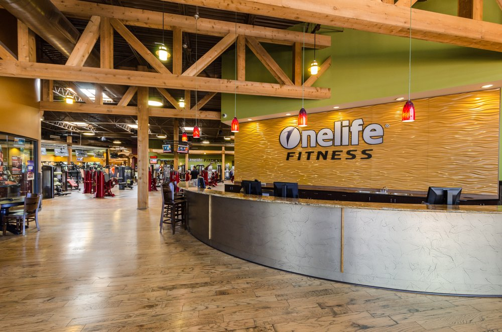 Onelife Fitness - Crabapple