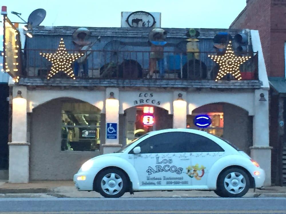 Los Arcos Mexican Restaurant: 104 E Main St, Bokchito, OK