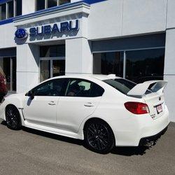 Mid City Subaru >> Tri City Subaru 15 Reviews Car Dealers 195 Rte 108
