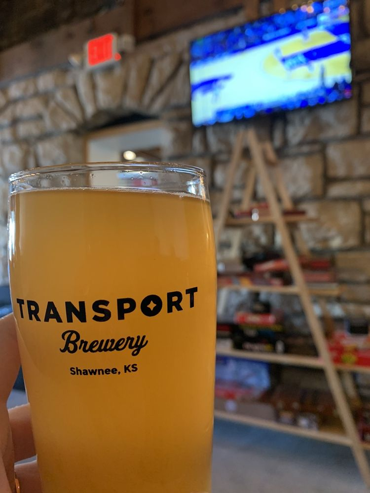 Transport Brewery: 11113 Johnson Dr, Shawnee, KS
