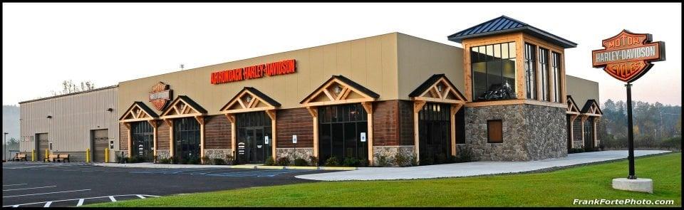 Adirondack Harley: 106 Bellen Rd, Broadalbin, NY