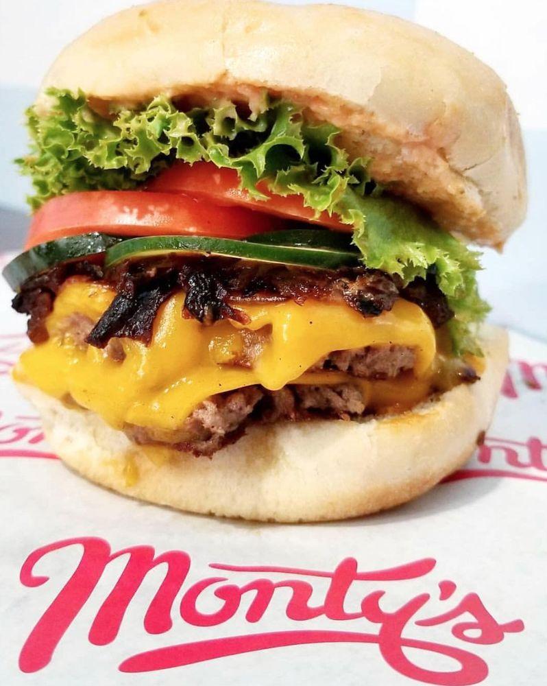 Monty's Good Burger - Riverside, CA