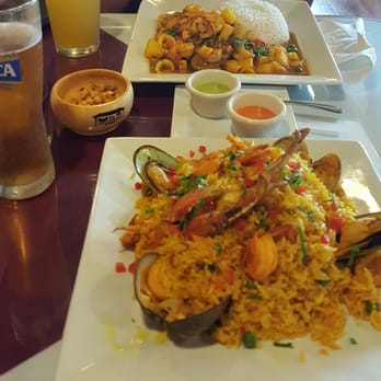 Photo Of El Patio   Cape Coral, FL, United States. Arroz De Mariscos