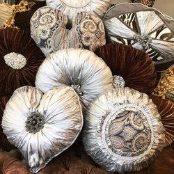 Photo Of Luxe Leather Furniture Frisco Tx United States Glamorous Pillows
