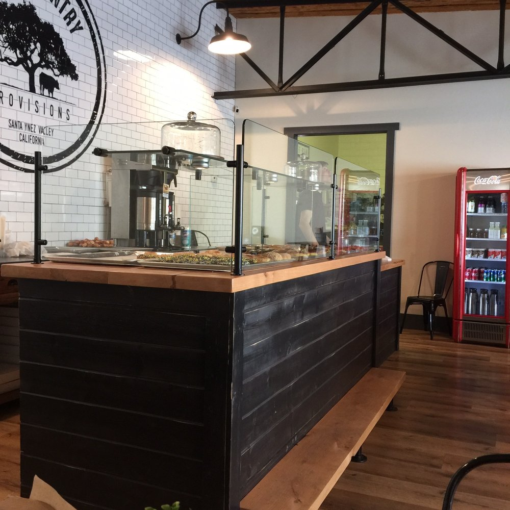 God's Country Provisions: 252 E Hwy 246, Buellton, CA