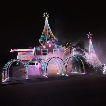 Elegant Photo Of Fountain Valley 56,000 Lights Christmas House   Fountain Valley,  CA, United States