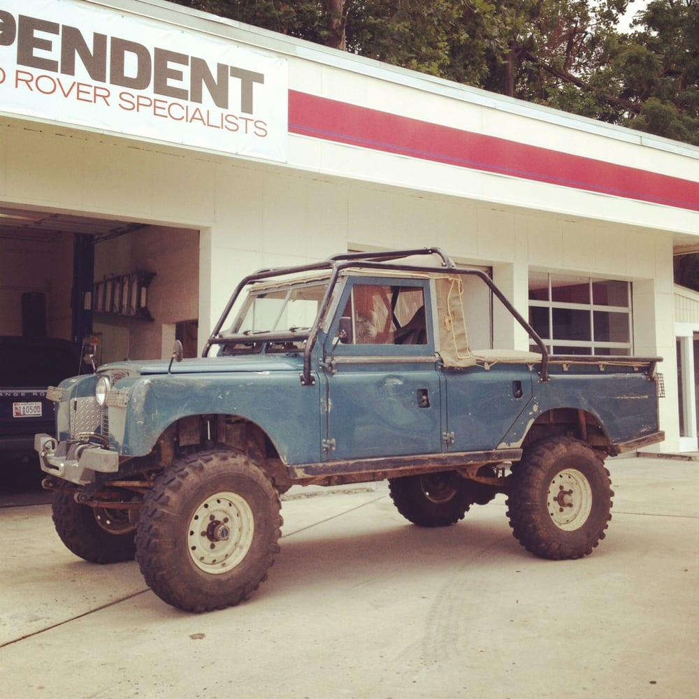 Independent Land Rover Specialists