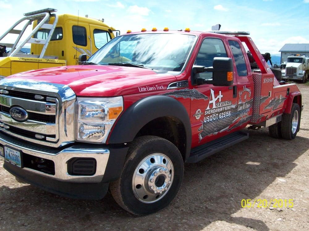 A-Plus Services: 77 E Ridge Rd, Sheridan, WY