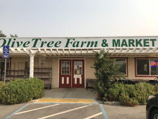 Olive Tree Farm And Market