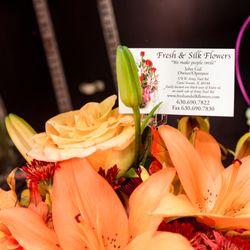 Fresh silk flowers 18 photos 23 reviews florists 578 w photo of fresh silk flowers carol stream il united states mightylinksfo