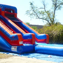 Admirable Tnj Bounce House 17 Photos Bounce House Rentals 6675 Home Interior And Landscaping Ologienasavecom