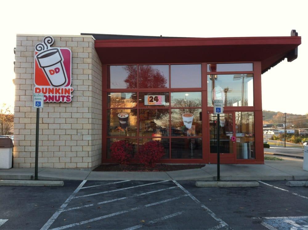Dunkin': 1245 Trotwood Ave, Columbia, TN
