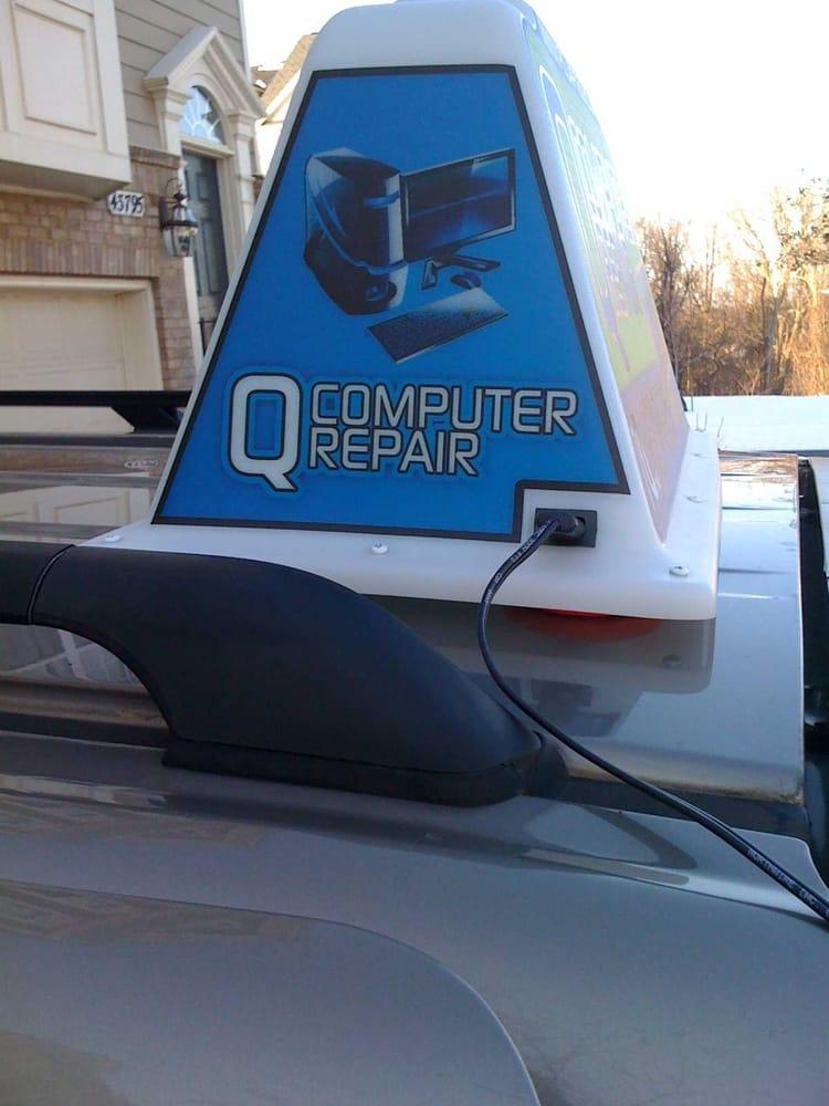 Q Computer Repair: 20139 Hardwood Ter, Ashburn, VA