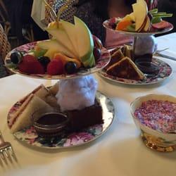 Queen Mary Tea Room Desserts Ravenna Seattle Wa