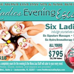 3768b574ee4 Photo of The Mona Lisa Day Spa & Nail Boutique - Jacksonville, FL, United