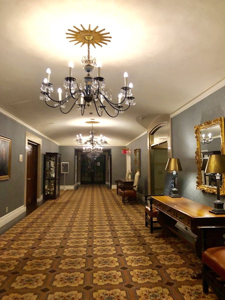 New York Athletic Club: 180 Central Park S, New York, NY