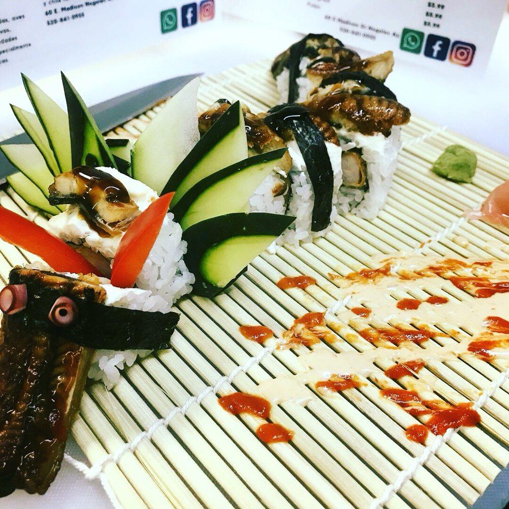 Nigatsu Sushi: 60 E Madison St, Nogales, AZ