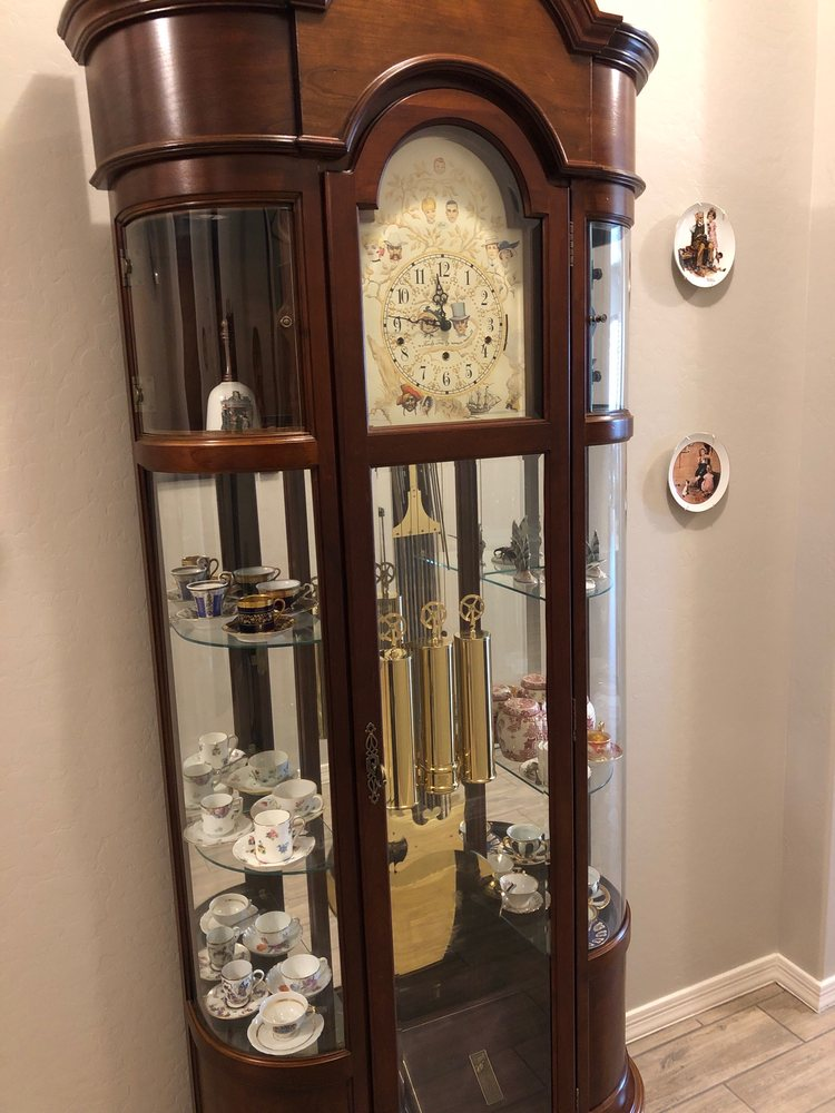 Abel Clock Company: 4446 E University Dr, Mesa, AZ