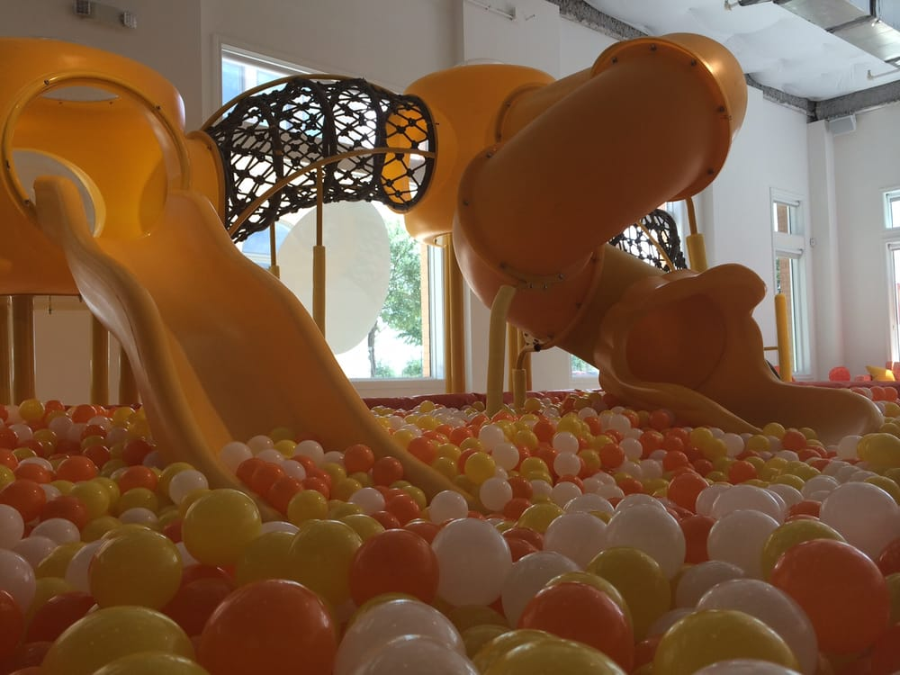 Ball pit at the coop yelp for Ball pits near me