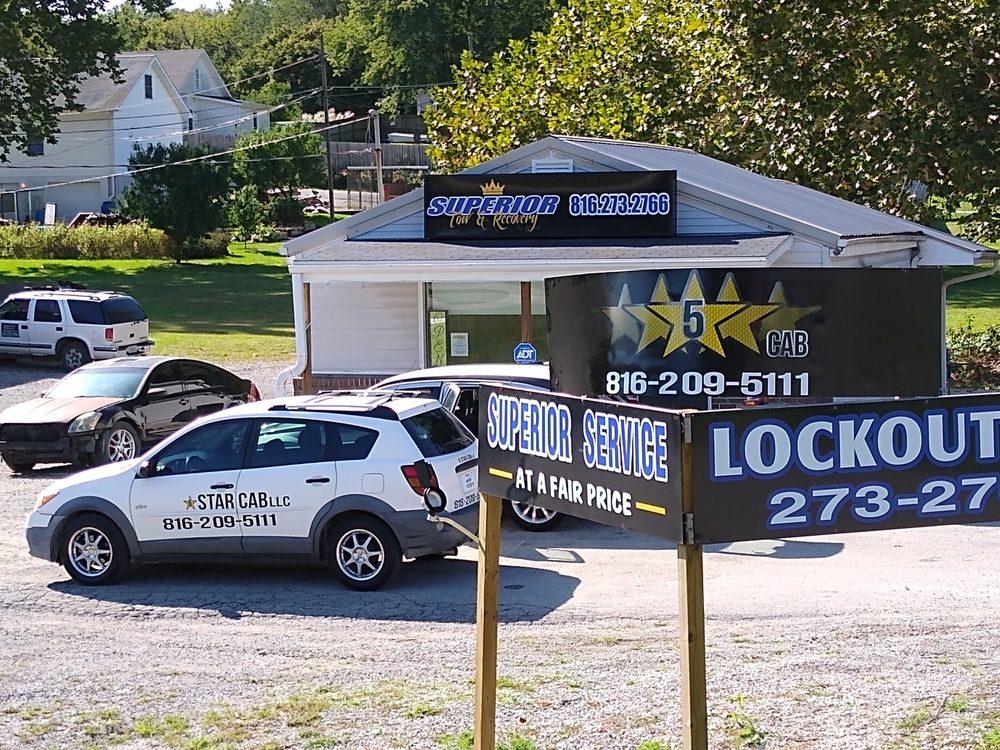 5 Star Cab: 3201 Creek Stone Ct, St joseph, MO