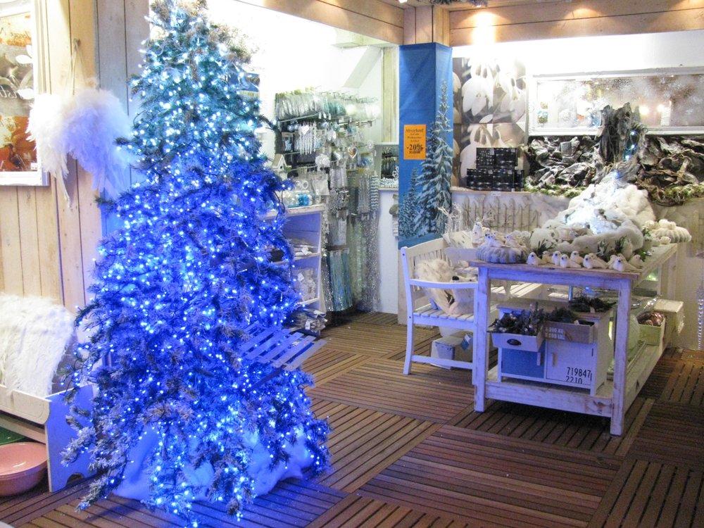 Weihnachtsdeko in holland