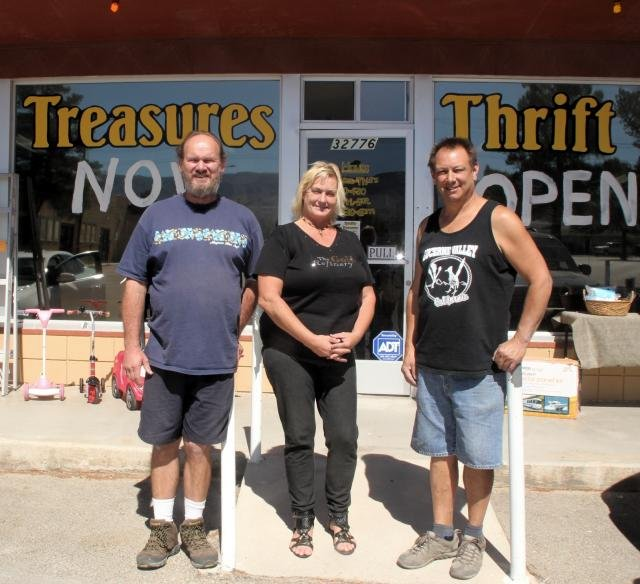 Quality Treasures Thrift & More: 32776 Old Woman Springs Rd, Lucerne Valley, CA