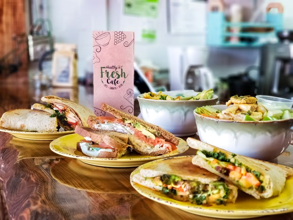 Photo of Healthy N Fresh Cafe: Tampa, FL