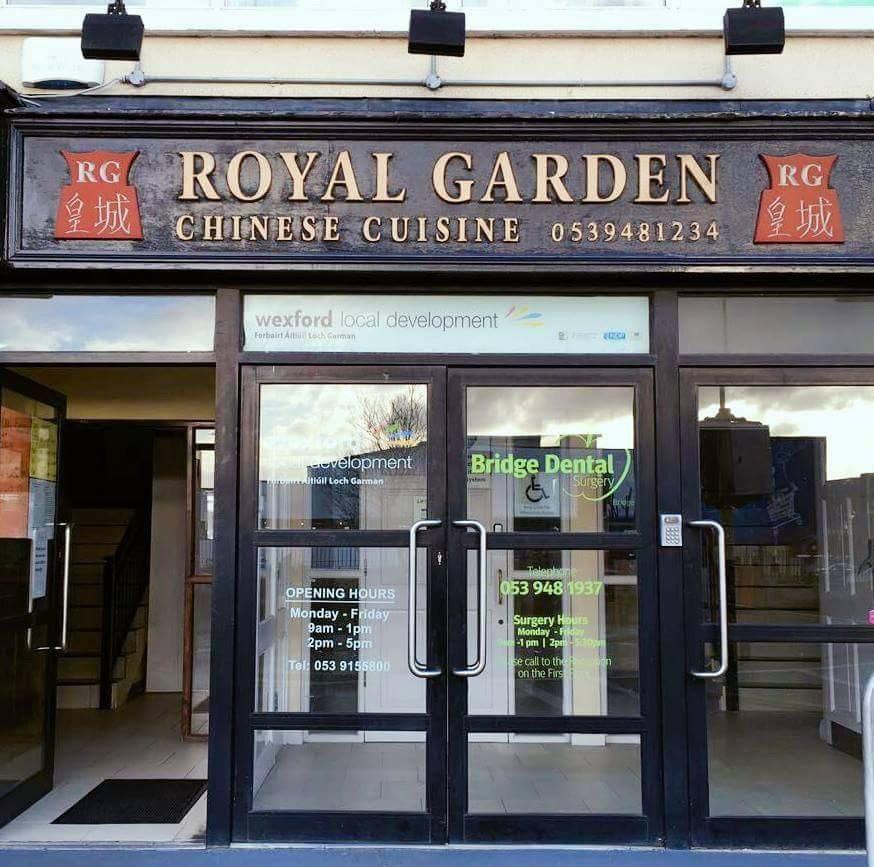 Royal Garden Chinese Restaurant Chinese Esmonde Street Lower Gorey Co Wexford