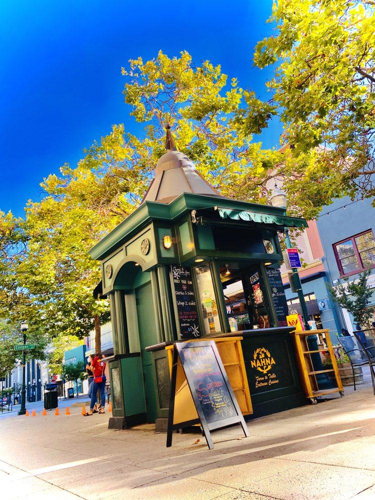 NahNa Modern Eritrean Takeout: 1502 Pacific Ave Kiosk, Santa Cruz, CA