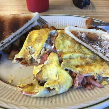 Photo Of Brown Bag Deli Rockland Ma United States Omelete